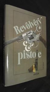 náhled knihy - Revolvery a pistole
