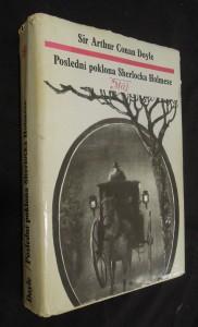 náhled knihy - Poslední poklona Sherlocka Holmese