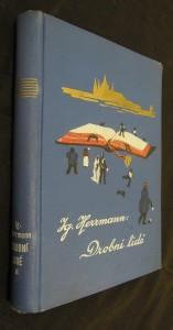 náhled knihy - Drobní lidé : řada první a druhá