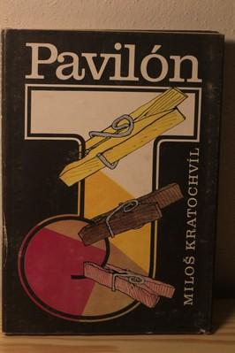 náhled knihy - Pavilón J : soubor povídek