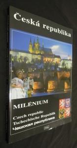 náhled knihy - Česká republika : milénium
