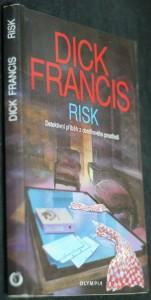 náhled knihy - Risk : detektivní příběh z dostihového prostředí