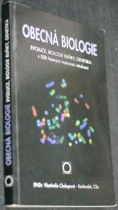 náhled knihy - Obecná biologie : evoluce, biologie buňky, genetika : s 558 řešenými testovými otázkami : středoškolská učebnice