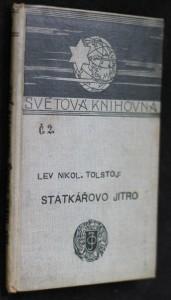 náhled knihy - Statkářovo jitro : povídka