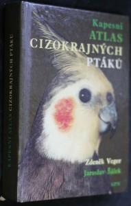 náhled knihy - Kapesní atlas cizokrajných ptáků