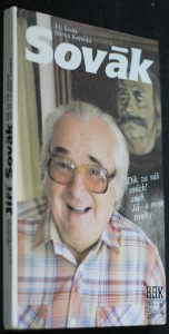 náhled knihy - Sovák : dík za váš smích!, aneb, Já - a moje trosky