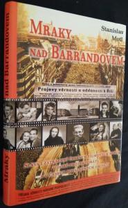 náhled knihy - Mraky nad Barrandovem