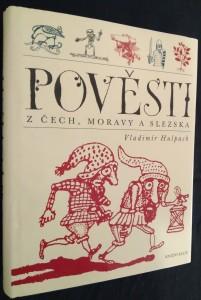 náhled knihy - Pověsti z Čech, Moravy a Slezska