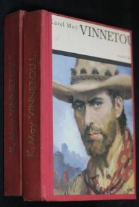 náhled knihy - Vinnetou, 1. a 2. díl