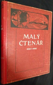náhled knihy - Malý čtenář, kniha české mládeže