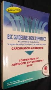 náhled knihy - ECS Guidelines desk reference