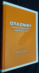 náhled knihy - Otazníky kardiovaskulární prevence 2009