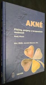náhled knihy - Akné : příčiny, projevy a terapeutické možnosti : rady lékaře