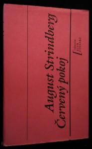 náhled knihy - Röda rummet. Česky Červený pokoj