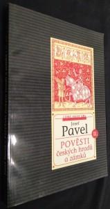 náhled knihy - Pověsti českých hradů a zámků
