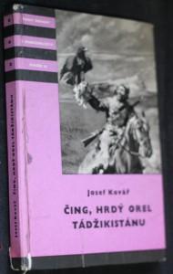 náhled knihy - Čing, hrdý orel Tádžikistánu