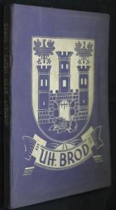 náhled knihy - Uherský Brod : Město a okres