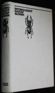 náhled knihy - Entomologický náučný slovník