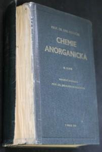 náhled knihy - Chemie anorganická