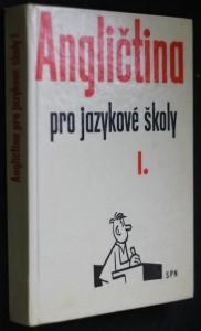 náhled knihy - Angličtina pro jazykové školy. [Díl] 1