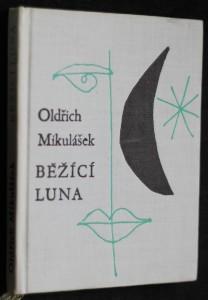 náhled knihy - Běžící luna : (verše o lásce)