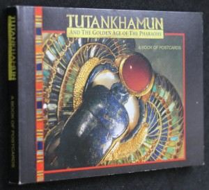 náhled knihy - Tutankhamun and the Golden Age od the Pharaohs: A Book of Postcards