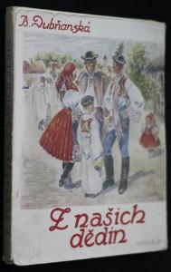 náhled knihy - Z našich dědin : drobná próza z mých cest moravským Slováckem