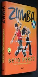 náhled knihy - Zumba : bavte se a zhubněte tancem! : nebojte se zumba diety