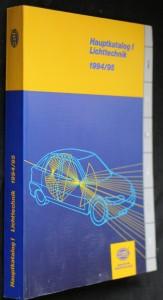 náhled knihy - Hauptkatalog I Lichttechnik 1994/1995
