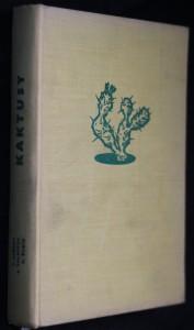náhled knihy - Kaktusy