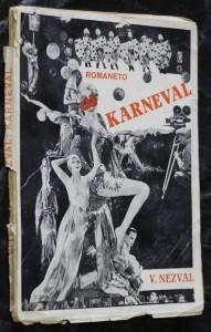 náhled knihy - Karneval : romaneto