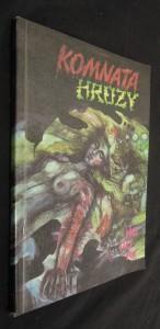 náhled knihy - Komnata hrůzy : výbor ze zahraničních hororů