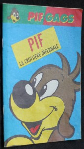 náhled knihy - Pif Gags: Pif la croisiére infernale