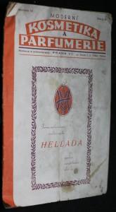 náhled knihy - Moderní kosmetika a parfumerie, ročník VI., číslo 5