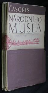 náhled knihy - Časopis národního musea 2/1951, 1,2/1957