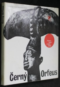 náhled knihy - Černý Orfeus : moderní poezie tropické Afriky