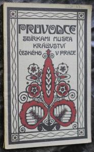 náhled knihy - Průvodce sbírkami Musea království Českého v Praze