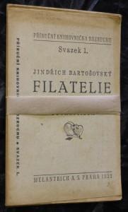 náhled knihy - Filatelie, rady začátečníkům i pokročilým