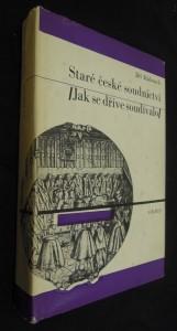 náhled knihy - Staré české soudnictví : (jak se dříve soudívalo)