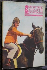 náhled knihy - Ostravský kulturní zpravodaj, červen
