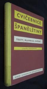 náhled knihy - Cvičebnice španělštiny : Texty, mluvnice, cvičení