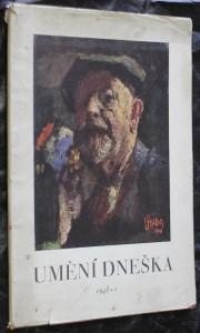 náhled knihy - Umění dneška