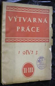 náhled knihy - Výtvarná práce, ročník IV. sešit 2.-3.