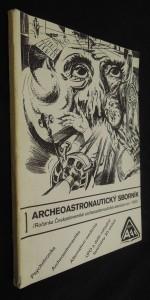 náhled knihy - Archeoastronautický sborník : ročenka Československé archeoastronautické asociace za r. 1990