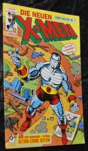 náhled knihy - Die neuen X-MEN
