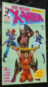 náhled knihy - Die neuen X-MEN, nr. 9