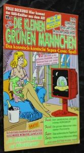 náhled knihy - Die kleinen grünen männchen, nr. 2