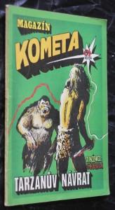 náhled knihy - Tarzanův návrat