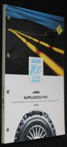 náhled knihy - Kupplungen-pkw 95/96