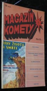 náhled knihy - Váhy života a smrti, Magazín komety I.